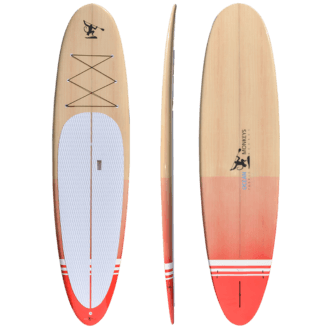 Pacific Red Tail Paddle Board - Ocean Monkeys Paddle Boards