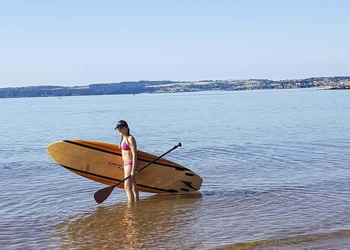 Surf Paddle Board - Ocean Monkeys Paddle Boards