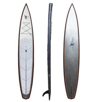 Arctic Marmoset 14' Carbon Fibre Race Board - Ocean Monkeys Paddle Boards