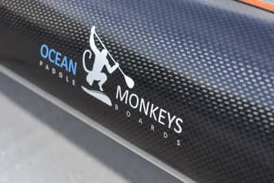 Carbon Fibre Paddle Board - Ocean Monkeys Paddle Boards
