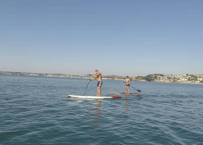 Touring Sup Fishing Board - Ocean Monkeys Paddle Boards