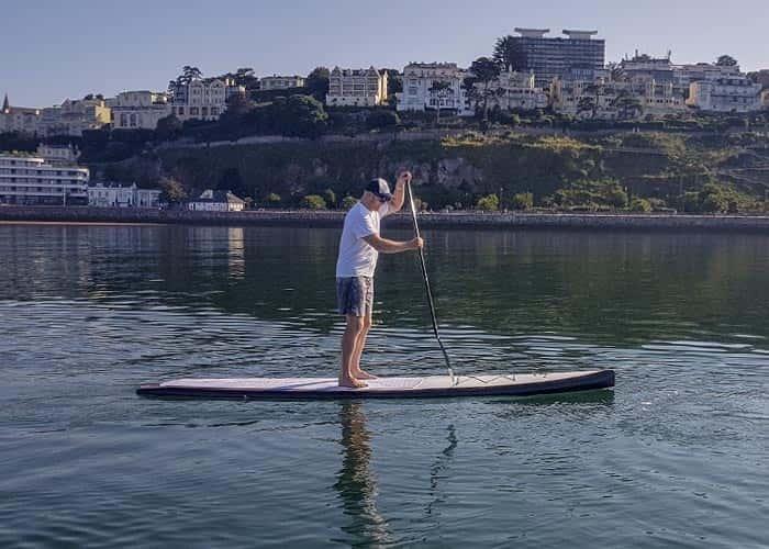 Carbon Fibre Race Paddle Board - Ocean Monkeys Paddle Boards