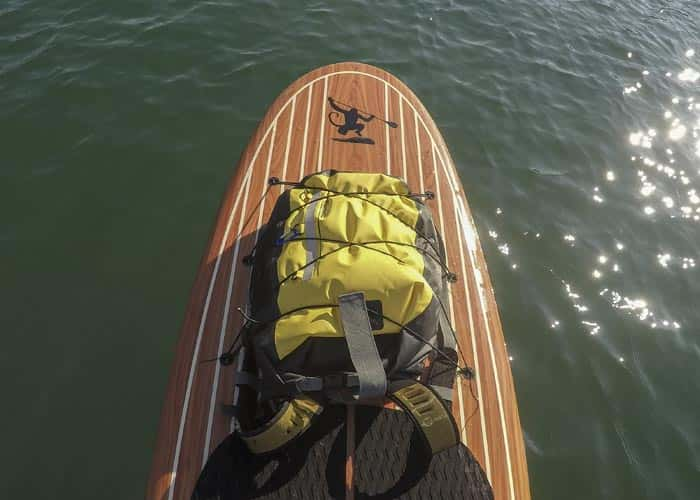 Sup Paddle Board Baggage Straps - Ocean Monkeys Paddle Boards
