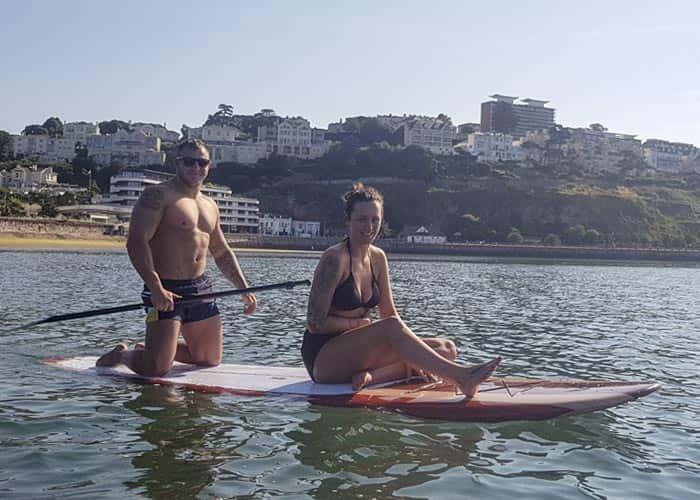 Tamarin Big Boy Sup Paddle Board - Ocean Monkeys Paddle Boards