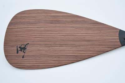 Wooden Blade One - Ocean Monkeys Paddle Boards